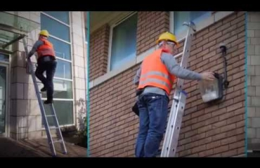 Zarges Skymaster Combination Ladder