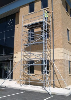 HiLyte 500 3T Industrial Aluminium Scaffold Tower (Platform Size 1.8m x 0.85m)