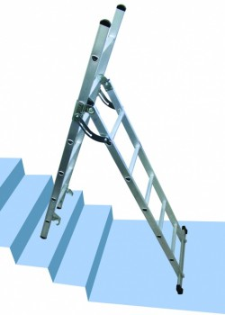 Three Way Professional Combination Ladder to EN131-2