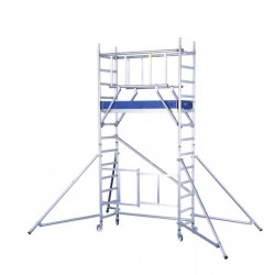 New Improved Reachmaster AGR Aluminium Scaffold Tower