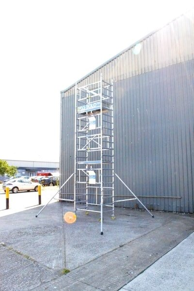 New Product Youngman Boss Solo 700 Scaffold Tower