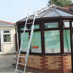 New Professional Conservatory Ladder