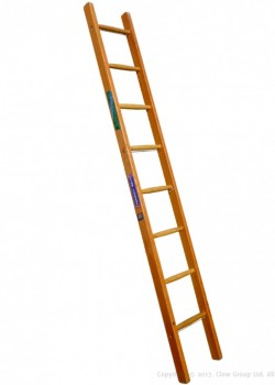 Industrial Timber Ladder-Single Section to BS1129 Class 1:1990