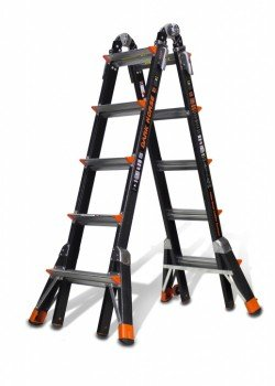Little Giant Dark Horse Glass Fibre Ladder System to EN131