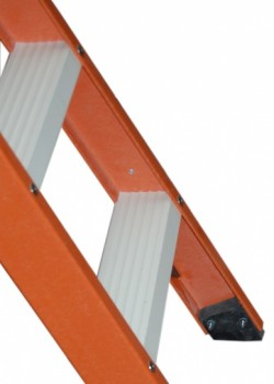 Euroglas All Fibreglass Step Ladders to EN131