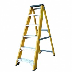 Glass Fibre Step Ladders