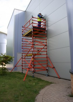 Folscaf Fibreglass Scaffold Tower - Working Platform