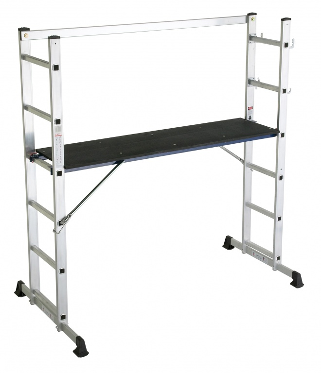 5 Way Combination Platform Ladder