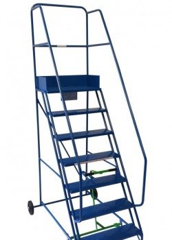 Industrial Extra Wide Mobile Safety Steps