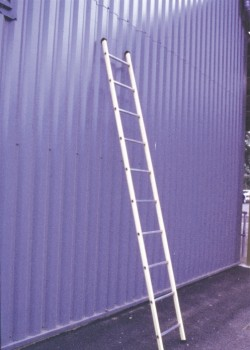 Steel Ladders to EN131