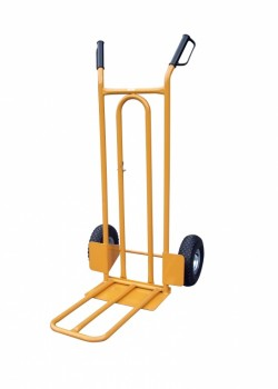 Heavy Duty Sack Truck with Folding Toe