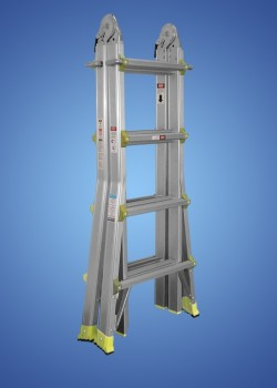 Telescopic Ladder System to EN131-2