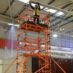 Introducing-The New Lyte Glass Fibre Mobile 3T Scaffold Tower