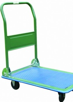 Heavy Duty Warehouse Platform Trolley