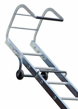 Single Section Roof Ladders