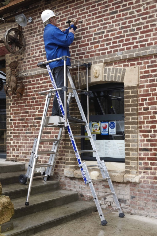 Huge Reductions On Sherpa Telescopic Step Ladders
