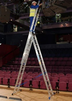 "Trade ""Skymaster"" Combination Ladders to EN131"