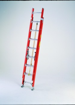 Glass Fibre Ladders-Two Section to EN131