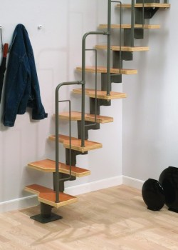 Graz Modular Flexible Staircase