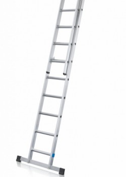 Professional Double Extension Ladder C/W Stabiliser Bar to EN131-2
