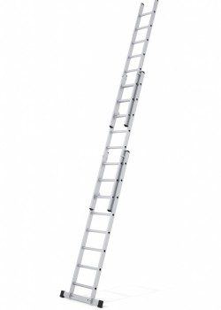 Professional Triple Extension Ladder C/W Stabiliser Bar to EN131-2