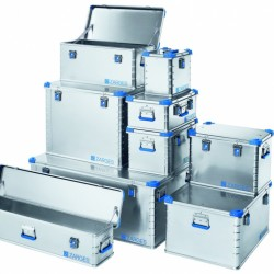 New Product-Zarges Eurobox Aluminium Storage Cases